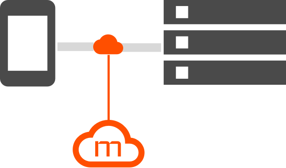 Cloud Proxy Diagram